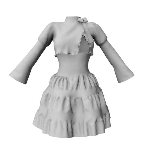 Coming soon - Punk Lolita Outfit mlcm