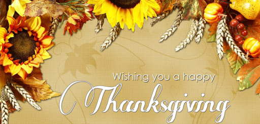 FB thanks giving card