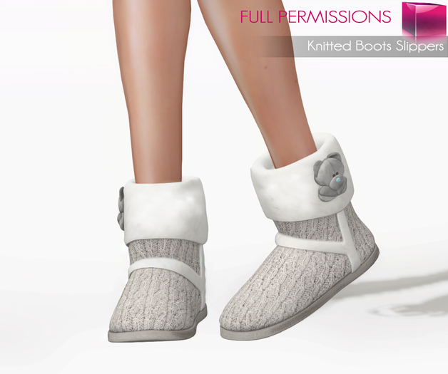 AD_Knitted_Boots_Slippers