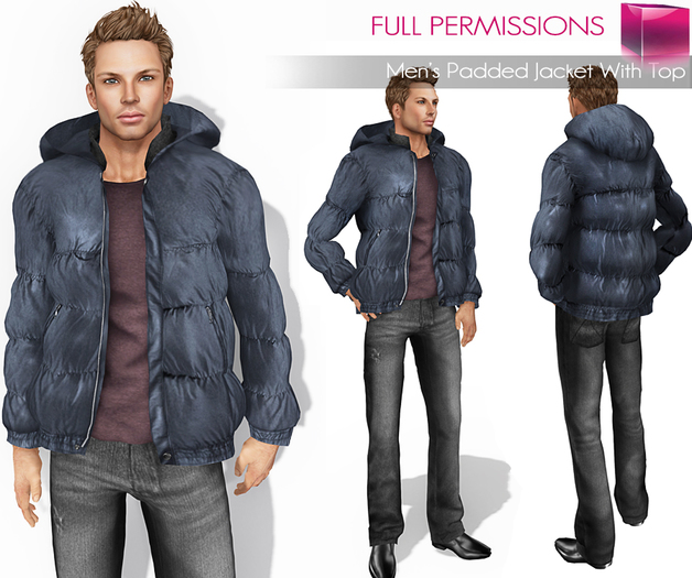 AD_Mens_Padded_Jacket_With_Top