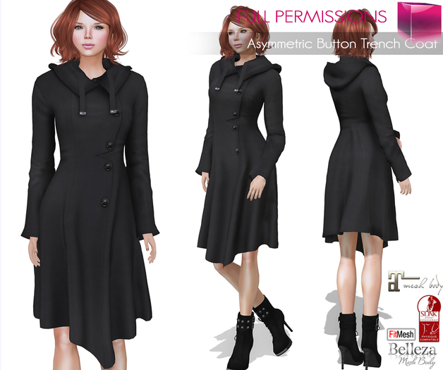 AD_Asymmetric_Button_Trench_Coat_Fitmesh