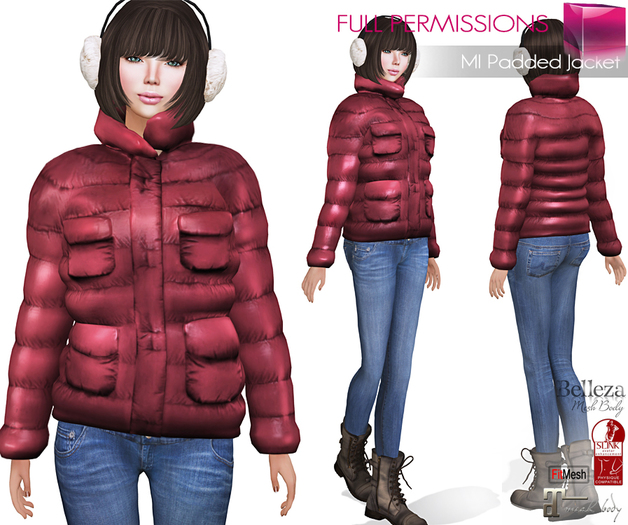 AD_Padded_Jacket_Fitmesh