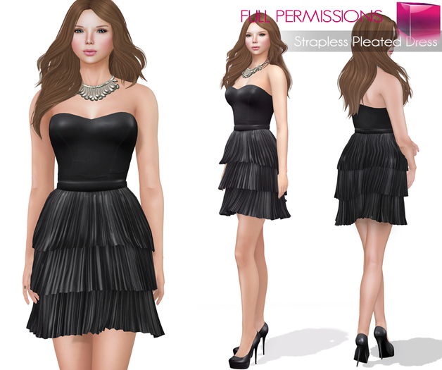 AD_Strapless_Pleated_Dress