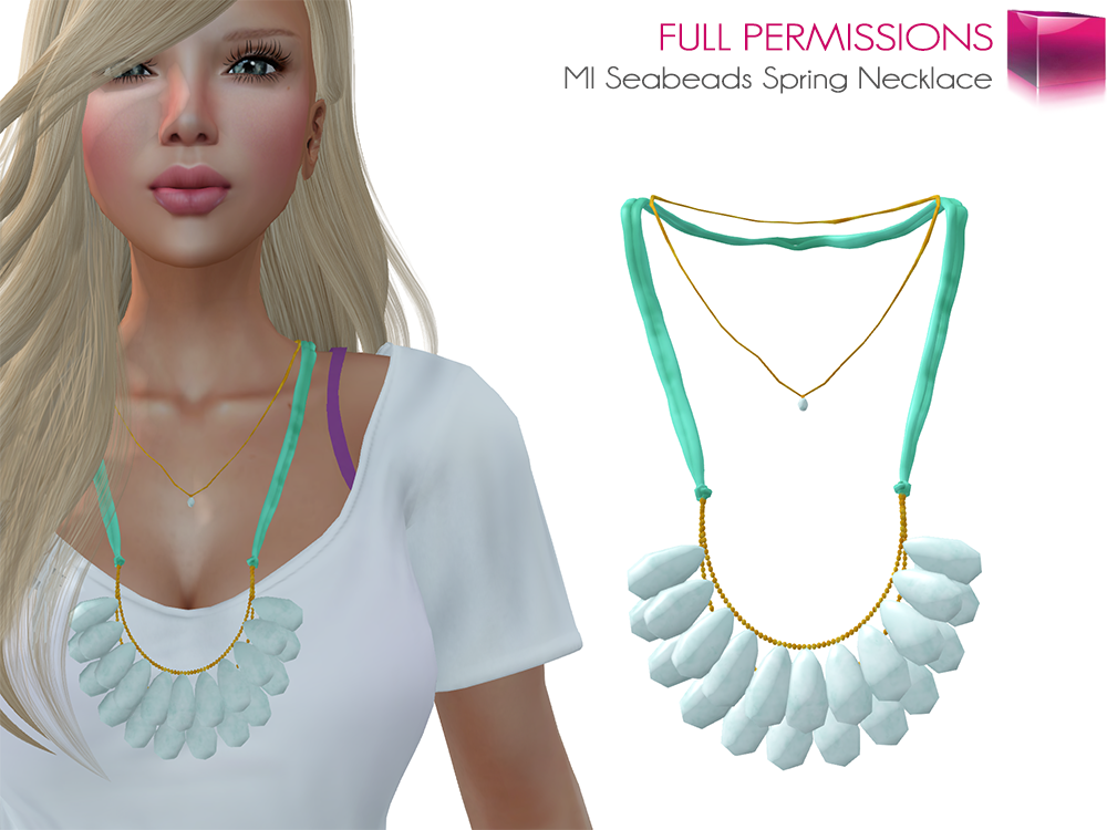 MP Main - Seabeads Necklace