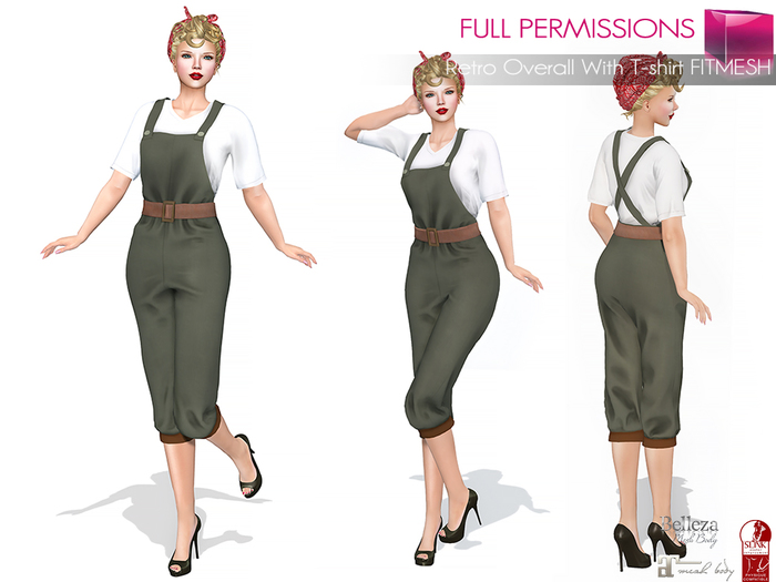 MKT_Retro_Overall_with_T-shirt_Fitmesh