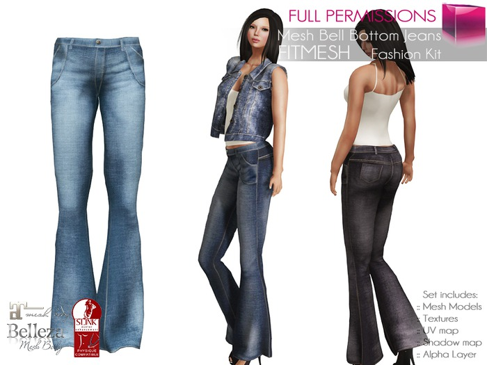 MP_Main_MI_Bell_Bottom_Jeans_FITMESH