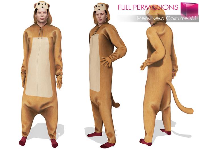 MKT_Mens_Neko_Costume_V1