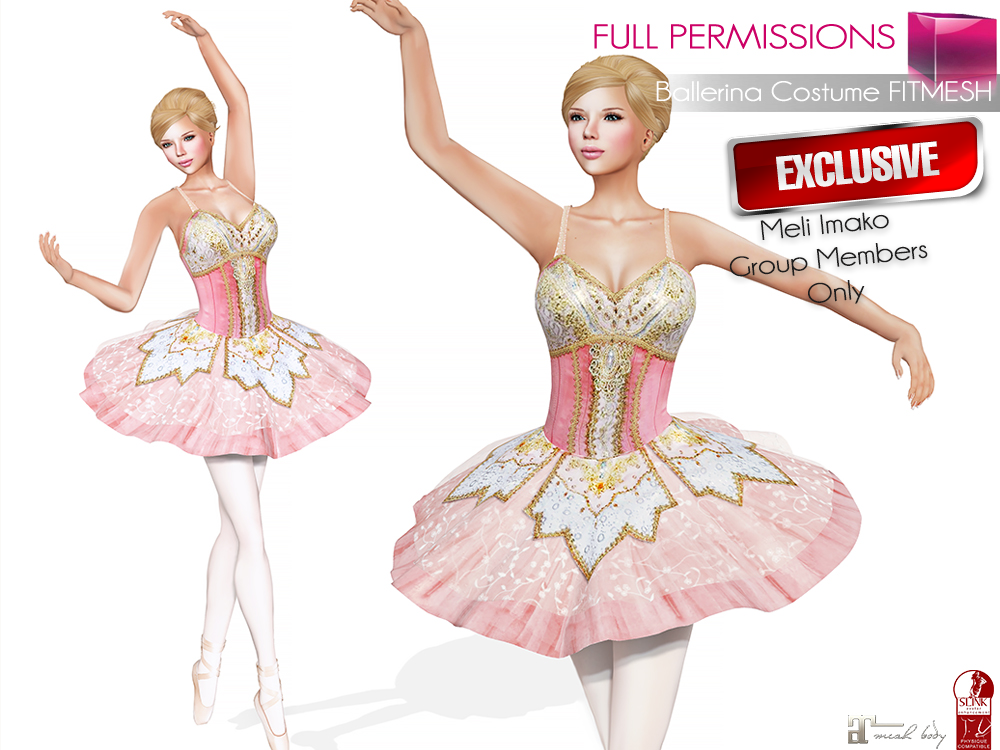 MP Ballerina Costume
