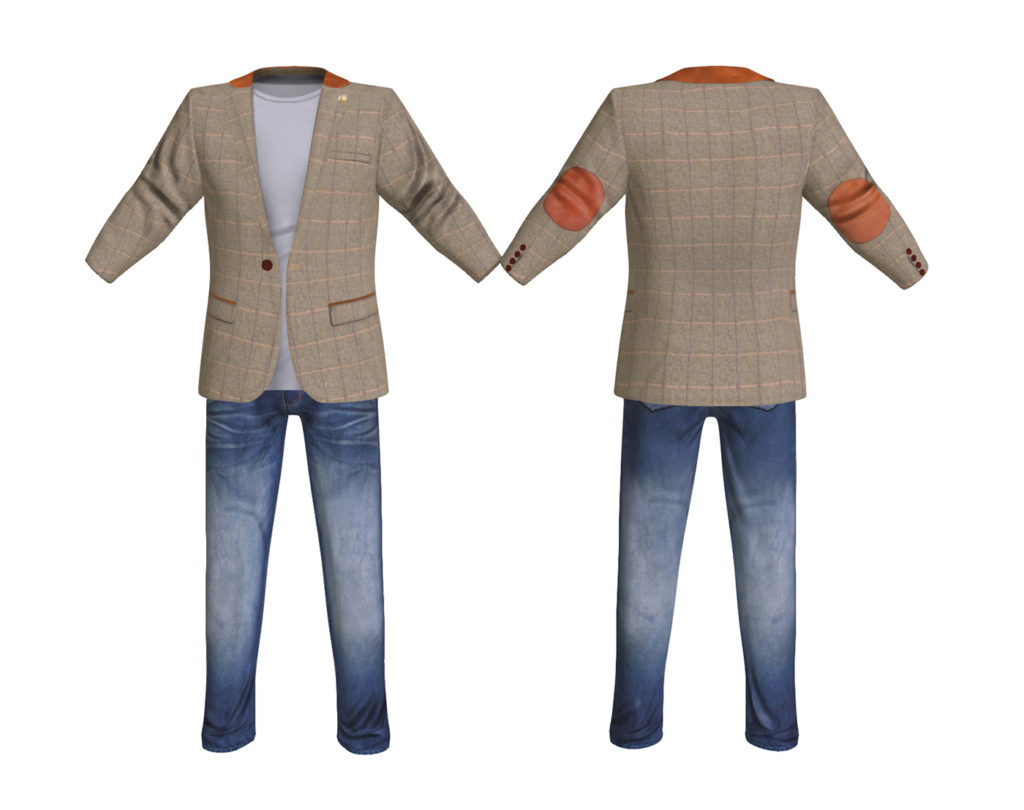 MKT_Mens Tweed Jacket outfit 1