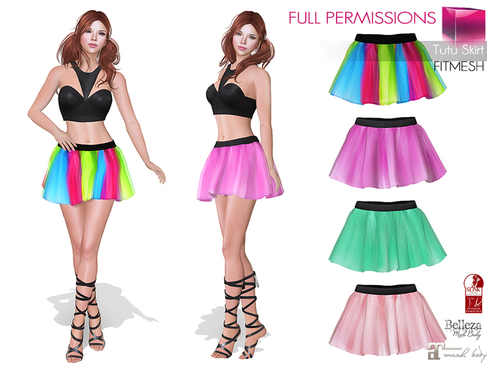 MKT_Tutu_Skirt_Fitmesh