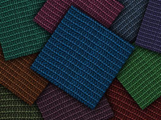 10 Seamless Thick Knit Fabric
