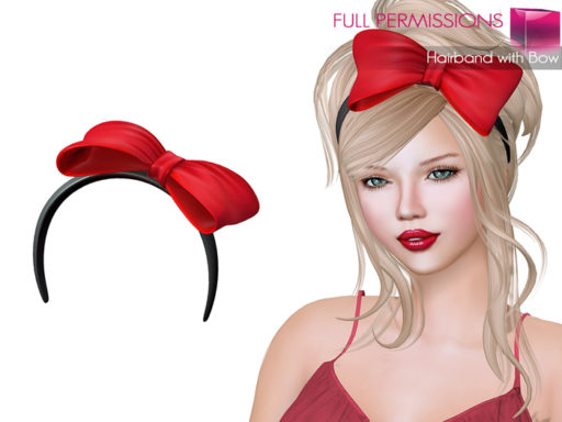 hairband_with_big_bow