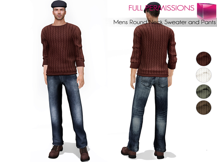 mkt_mens_round_neck_sweater_and_pants