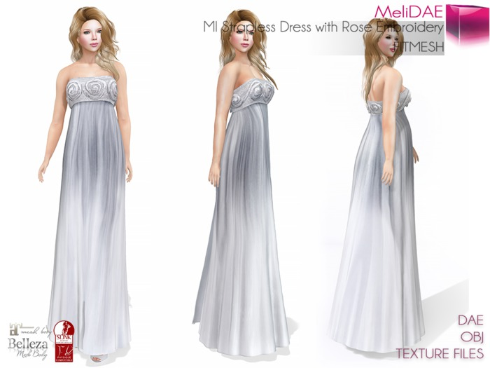 mp_main_melidae_mi_strapless_dress_with_rose_embroidery