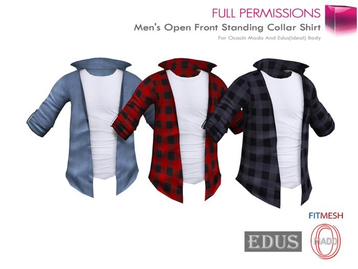 Open_Front_Standing_Collar_Shirt_(Logos_Added)